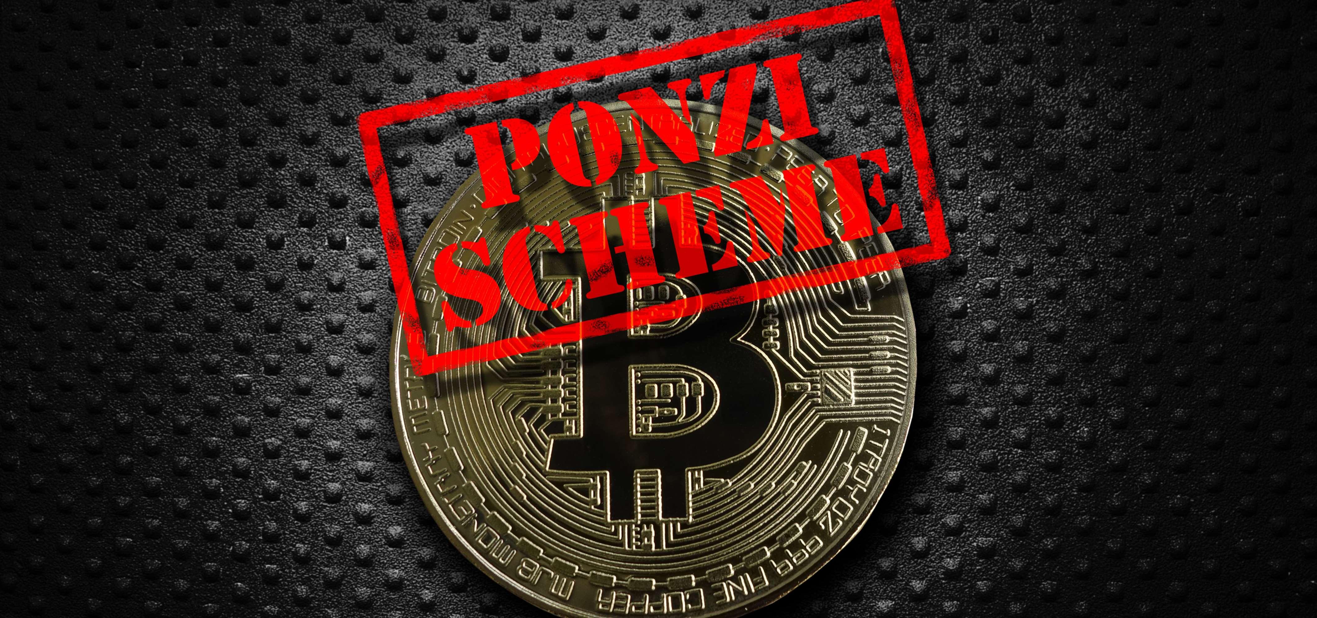 Cloud Mining Ponzi Scheme