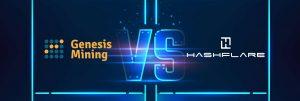 Compare Genesis Mining and Hashflare