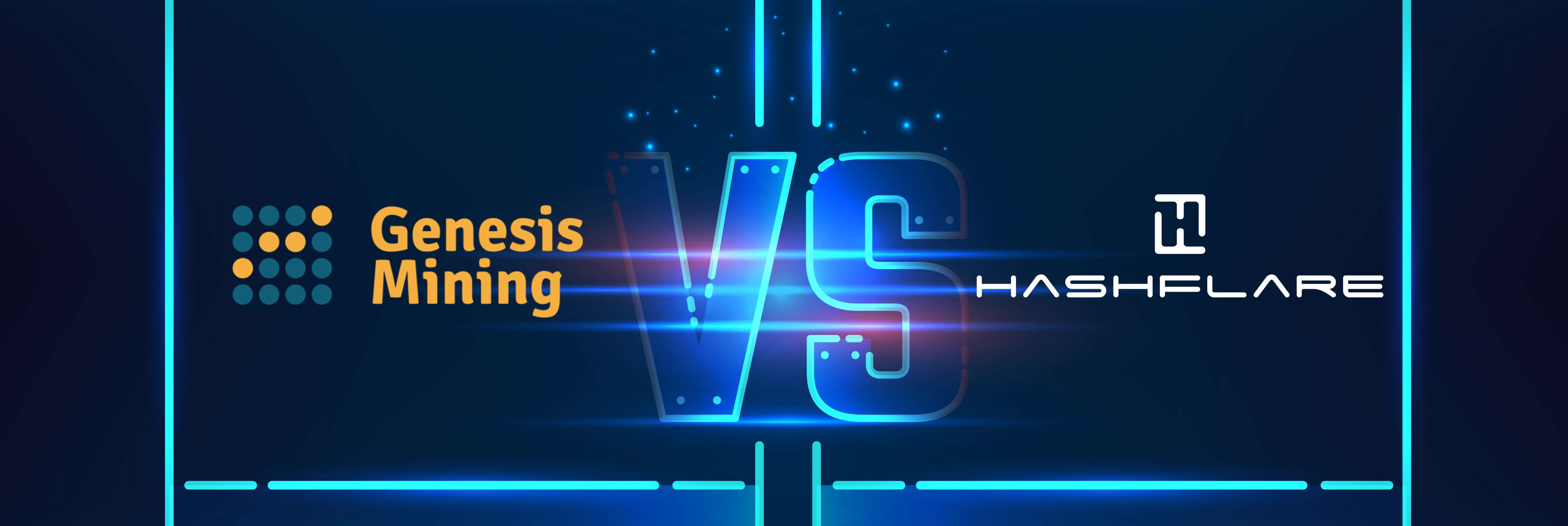 Compare Genesis Mining and Hashflare