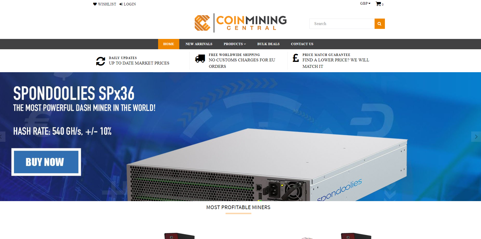 Coin Mining Central Review